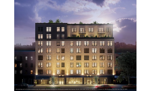 Luxurious East Village New Development 100 Avenue A 1 Br